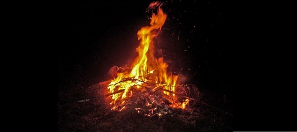 15 de dezembro – O fogo