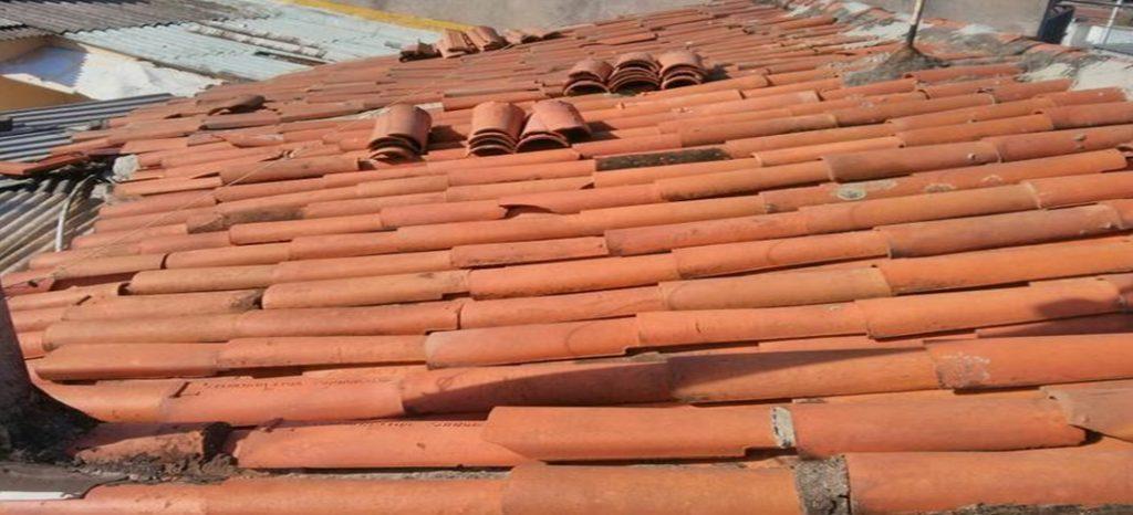2 de dezembro – O telhado