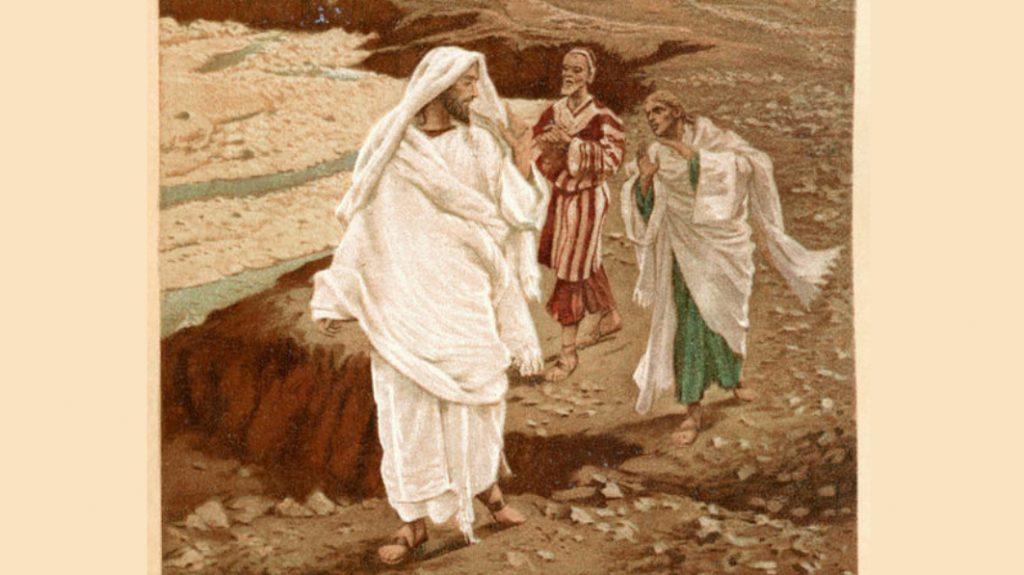 Encontramos o Messias!